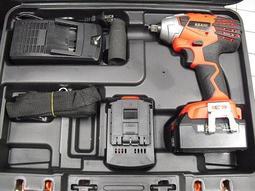 刷卡分期 SC2140 雙4.0AH 扭力650n.m日本ASAHI 21V三星鋰電 起子機/電動板手 icd1431