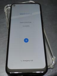 LG K61 (4G/128G) 6.53吋四鏡頭智慧手機  ,全機無傷,已貼9H保貼及護殼,免運費