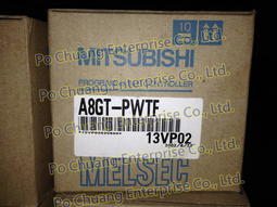 販售與維修 全新品 MITSUBISHI 三菱 INTERFACE A8GT-PWTF (歡迎詢問) [ worldwide delivery is possible]