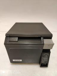 EPSON TM-T70 熱感式出單機(有裁刀)/COM串列介面/收據機/出票機/電子發票/出單機/菜單機/POS印表機