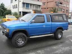 (已售出)1995年 末代 NISSAN 豪豹帝 貨卡 全車整理 一箱半 皮卡 PICKUP 4X4 TACOMA