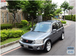 CRV 1.5代  RD1 JDM SUV LOWDOWN 休旅車 六六車庫