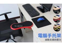 【當日出貨】電腦手托架 滑鼠護腕墊 護腕護臂托 手臂支撐架 電腦滑鼠支撐架 180度旋轉 人體工學托架 滑鼠架