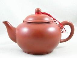 【兩隻老虎在賣(茶.壺)】精選茶壺~【鴿嘴8杯壺 老人茶壺 陶土茶壺】~《紅色》~容量︰200cc