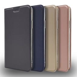 Nokia 8.1 輕薄超薄設計隱藏磁吸 隱藏磁扣 手機殼手機套皮套插卡保護套保護殼 側翻蓋支架M1284