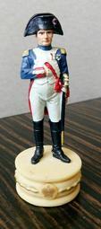 1/32 法國 拿破崙 Napoleon 金屬模型 錫兵 西洋棋 國王 戰棋