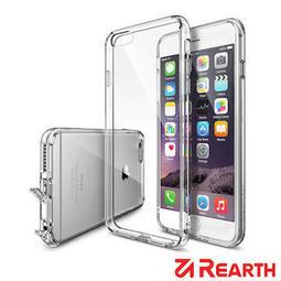 (全球數位) Rearth iPhone 6 Plus(5.5吋) Fusion 高質感保護殼(透明)(贈送保貼)