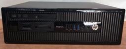 HP PRO 400 G2 4核心主機:i5 4590、4Gb DDR3、1TB、DVD