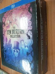 【藍光BD館】全新提姆波頓精選套裝。皮威歷險記/陰間大法師/蝙蝠俠/蝙蝠俠大顯神威/星戰毀滅者/地獄新娘/巧克力冒險工廠