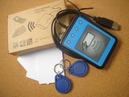 NFC Reader 感應讀卡機 RFID Reader讀卡機 Mifare/悠遊卡/iPass/一卡通/NFC 手機