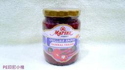 印尼Mariza蝦膏辣椒醬(玻璃瓶)(250g)