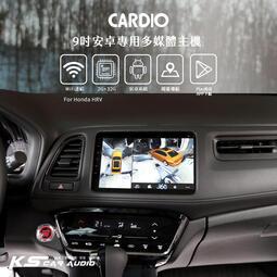 M6r Honda HRV【CARDIO 360度環景輔助系統3D版】環景系統全觸控操作|岡山破盤王
