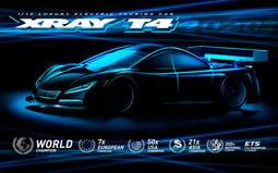 【萬板】XRAY 300026 T4'20 1/10 最新版碳纖維底盤電動房車 #全新設計