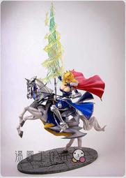 【7日鑑賞】 GSC Fate FGO Lancer 槍兵 阿爾托莉亞 1/8 港.版