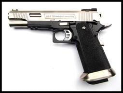 【原型軍品】全新 II 超商免運 WE HI-CAPA 5.1 原力 系列 競技槍 全金屬 瓦斯 手槍 銀色