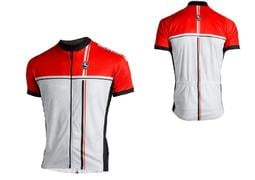(Giordana) (出清) TA Euro 夏季專業短袖車衣 (紅)