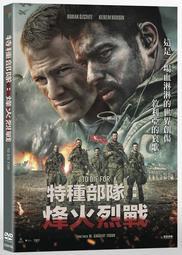台聖出品 – 特種部隊:烽火烈戰 DVD – 一場血淋淋的世界創傷 敘利亞的哀歌 – 全新正版