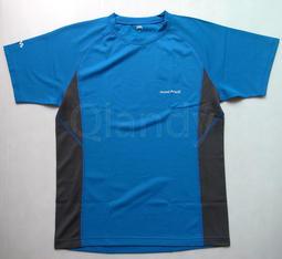 【Qlandy的鳥窩】現貨:MontBell Cool T-Shirt 男款 日版 排汗衣