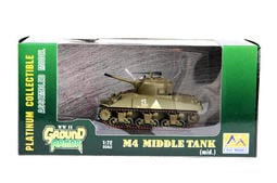 EASY  MODEL 1/72  M4, US ARMY 6TH ARMORED DIV,  (36251)