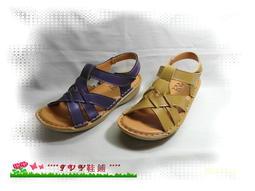 ****ivy鞋舖****㊣↘梨.紫色↙㊣縫線軟底涼鞋☆編號1126☆特價品