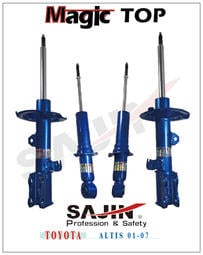 【SAJIN】TOYOTA-ALTIS 01-07 Magic TOP 原廠型阻尼可調改裝避震器