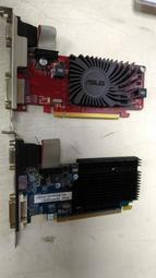 各大廠 5450 1G DDR3顯示卡 二手良品 售$160元/張