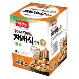 LENTO SHOP - 韓國希杰 CJ 大醬 味噌醬 味増醬 14kg 營業量販大桶裝