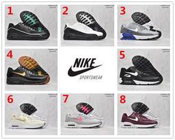 Nike Air Max 90 Essential 復古小氣墊減震慢跑鞋休閒運動鞋男女鞋男鞋女鞋