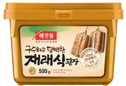 CJ 韓式味噌醬(500g/罐)