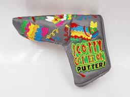 現貨 yo ki高爾夫球桿套球頭保護套小龍蝦櫻桃鬼臉推桿套高爾夫用品