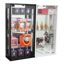 直立式玻璃公仔櫃 80cm 展示櫃 玻璃櫃 公仔櫃 儲藏櫃 | 喬艾森