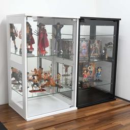 加大款直立式玻璃公仔櫃 模型櫃 展示櫃 收納櫃 台灣製 喬艾森