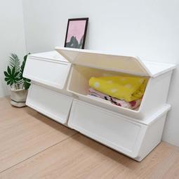 樹德貨櫃收納椅 摺疊籃 收納箱 箱子 櫃子 2色 MIT台灣製