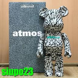 Medicom 1000% Bearbrick ~ Atmos Elephant Be@rbrick