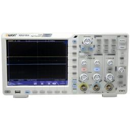 OWON XDS2102A 100MHz 12 bits ADC decode Digital Oscilloscope CAN,RS232 I2C,SPI