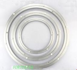 1pc 200mm Home Hardware Aluminum Round Lazy Susan Bearing Turntable
