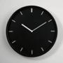 【PChome 24h購物】 [Desrocher] 簡約黑白壁鐘 DIACA9-A9006OWY4