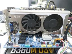 微星 AMD ATI R5770 Hawk 顯示卡 PCI-E HDMI DVI DP 1G DDR5