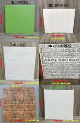 【好貨行】◍發票可◍ 台灣出貨 3D壁貼 重訓 健身 運動 巧拼)磚紋 木紋 立體 壁紙 隔音 裝潢 防撞 防水 地板貼