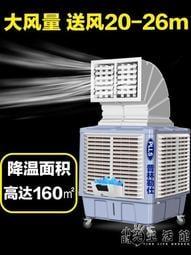 普林勒仕移動冷風機工業水冷空調大型工廠房商用環保空調制冷風扇@可開統編@