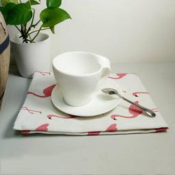 150pcs zinc alloy Coffee cup charms 11x7mm 1A486