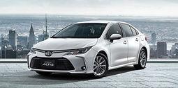2020 小改款 TOYOTA ALTIS 汽油豪華版 全新領牌車