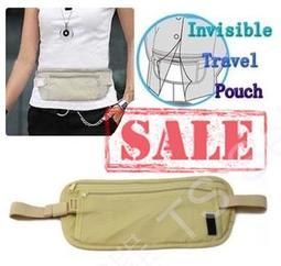 韓版 新款 貼身包 超薄 隱形包 防水包 防盜包 隱形包 運動包 多功能 旅行包 證件包 側背包 手機包 隨身包 腰包