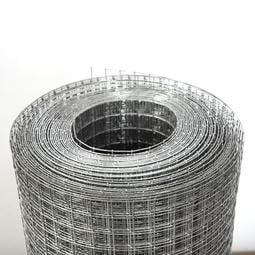 免運 鐵絲網圍欄熱鍍鋅電焊網片網格養殖網陽臺鋼絲防護欄網防鼠網家用 NMS