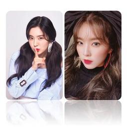 Red Velvet Irene 小卡 100張