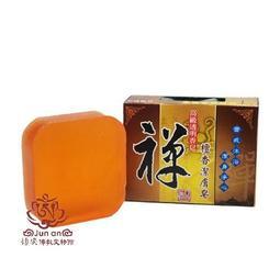《均安佛教文物館》檀香淨身皂 香皂 淨身皂