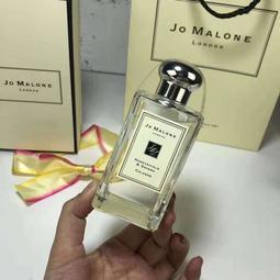 限定 Jo Malone 祖馬龍香水 忍冬與印蒿 honeysuckle&davana 100ML 附手提袋 男性香水