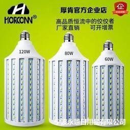 【燈飾】超亮LED玉米燈30瓦-120w節能燈泡家用e27工廠燈大螺口E40